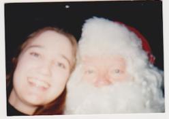 Santa and Me