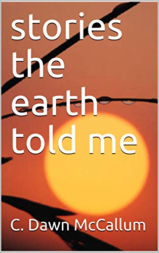 Stories the Earth Told Me Cover